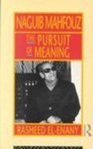 Naguib Mahfouz by Rasheed El-Enany (1993) - $24.99