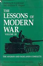 Lessons of Modern War: Afghan and Falklands Conflicts - $49.99