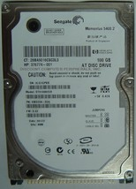 ST9100823A Seagate 100GB IDE 2.5 in Drive Tested Free USA Ship Our Drive... - $16.56