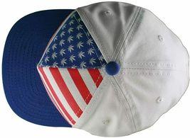 Dope Couture Pledge Legion USA Weed Marijana Stars Stripes Flag Snapback Hat image 14