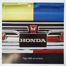 1970 HONDA 600 SEDAN deluxe sales brochure catalog US 70 N600 - $12.00