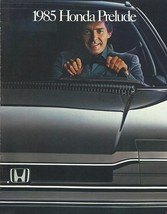 1985 Honda PRELUDE sales brochure catalog US 85 - $9.00