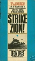 Strike Zion - The Six Day War 1967 by William Stevenson - $4.99