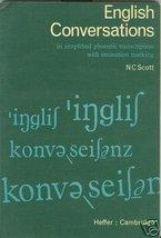 English Conversations by Scott - $19.99