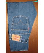 Men's Levi's 501 XX Button Fly Blue Jeans Size 40x32  - $15.99
