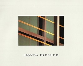 1990 Honda PRELUDE sales brochure catalog US 90 2.0 S Si 4WS - $10.00