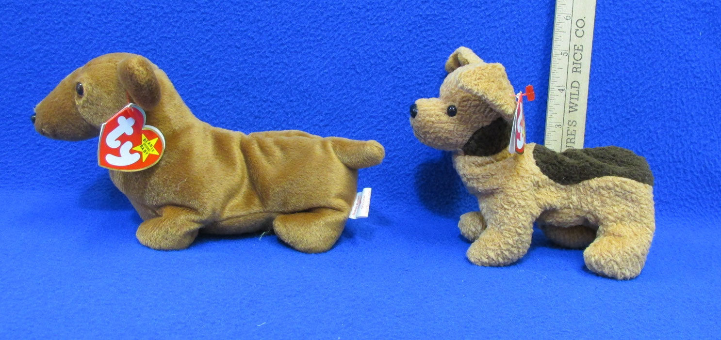 TY Beanie Babies Plush Original Stuffed and 50 similar items. S l1600 68d5ef567549
