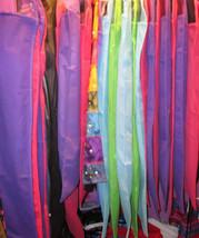 NEW Dustproof LIME Green HOT PINK Blue CLOTHES Storage WINDOW Travel GAR... - $3.77+