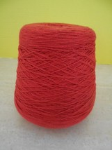 Cranberry 6/2 Loom Weaving Yarn 2 Pounds #202 - $12.42 CAD