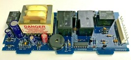 """14-33-347 00486752 THERMADOR NEW REPLACEMENT RELAY SIDE OF BOARD """"ONLY"""" - $135.00"""