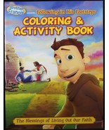 Brother Francis Following in His Footsteps Coloring & Activity Book Bran... - $8.20