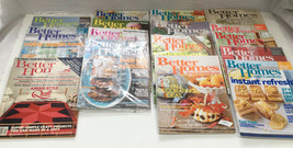 better homes and gardens 16 back issue magazine lot  Michelle Obama East... - $18.76