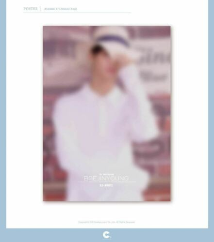 C9 BAE JIN Young - BAEJINYOUNG RE-Route (1st Photobook) 200p Photobook+1DVD+1Pos image 5
