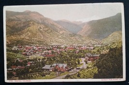 View of Manitou, Colorado Co Colo Detroit Publishing #6758 ca 1920 - $6.58