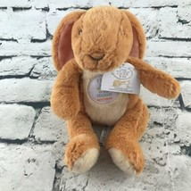 Guess How Much I Love You Bunny Rabbit Plush Beanbag Soft Stuffed Toy W/Tags - $14.84