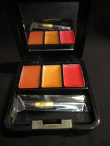 Mary Kay Lip Color Compact 3032 ~ cinnamon twist, gold dust & magenta - $14.99