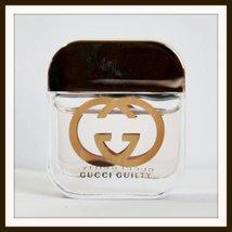GUCCI GUILTY .16 oz / 5 ml Toilette Splash Mini , New in Box  - $18.00