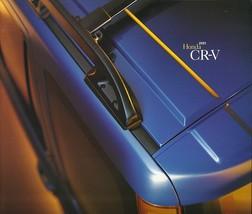 2001 Honda CR-V sales brochure catalog US 01 LX EX SE - $6.00