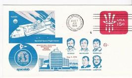 SPACELAB-1 PAYLOAD SPECIALISTS TRAINING MARSHALL SPC FLT CTR, AL AUG 7 1978 - $1.78
