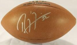 Ray Lewis Signed Full Size NFL Football JSA Ravens Miami The U - $209.43