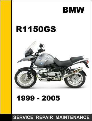 bmw r1150gs factory oem service repair workshop. Black Bedroom Furniture Sets. Home Design Ideas