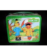 Vintage 1983 Sesame Street Metal Lunchbox - $24.99