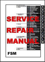 DATSUN 240Z 1972 - 1973 FACTORY SERVICE REPAIR WORKSHOP MAINTENANCE MANUAL - $14.95