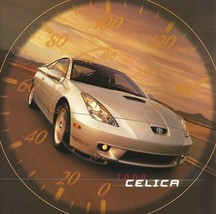 2000 Toyota CELICA sales brochure catalog US 00 GT GT-S VVT-i - $10.00