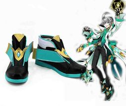 Elsword Ain Erbluhen Emotion Cosplay Shoes for Sale - $65.00