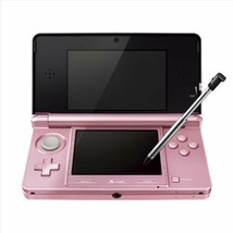 Nintendo 3DS Console System Misty Pink End of Production From Japan New - $255.88