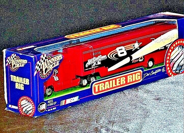 NASCAR  Dale Earnhardt Jr. #8 2002 Tractor Trailer Rig AA19-NC8009