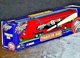 NASCAR  Dale Earnhardt Jr. #8 2002 Tractor Trailer Rig AA19-NC8009 image 1
