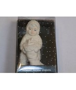 Department 56 Snowbabies Snowbaby Holding Stocking Christmas Holiday Dec... - $16.99