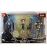 Batman EXP Mr. Freeze, Poison Ivy & Criminal Capture Batman Triple Pack ... - $35.00