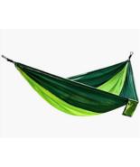 Cido Parachute Outdoor Travel Camping Multifunctional Hammock 2 Person R... - $30.30