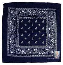 """12 Pack Premium Cotton Head Wrap Scarf Bandana Multiple Colors 22"""" X 22"""" image 4"""
