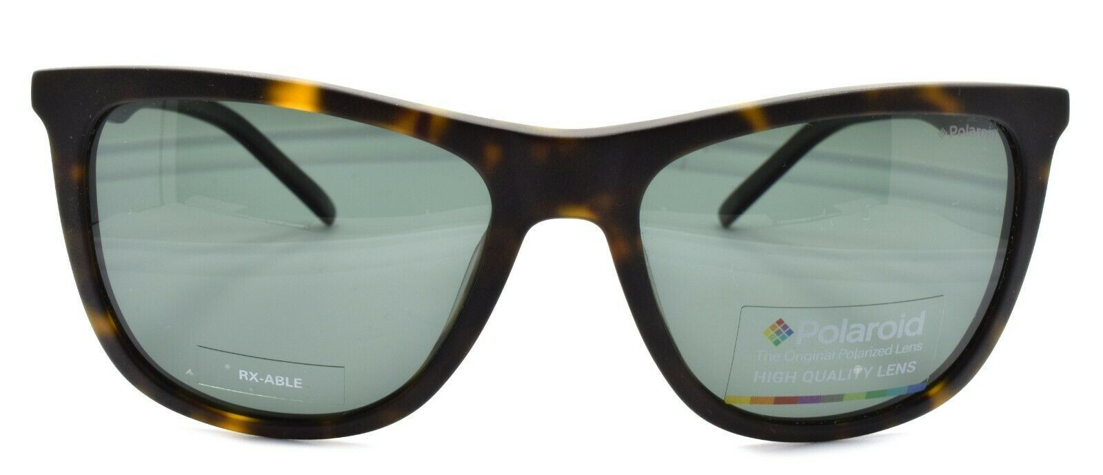 Polaroid PLD 2049/U/S N9PUC Men's Sunglasses Polarized 55-18-140 Havana / Green