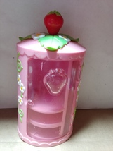 Strawberry Shortcake Berry Sweet Home Doll House Mirror Closet Spinning ... - $10.00