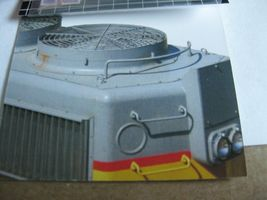 Atlas #BLMA93  EMD Rear Fan Grab Iron (Three Per Pack) Curved Style N-Scale image 3