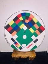 Vintage 1969 Wilson/Foremost Football & Baseball Dart Board - $148.49