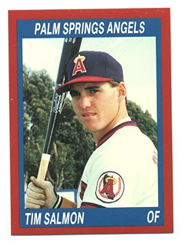 1990 Palm Springs Angels Tim Salmon J R Phillips and more Complete Minor League