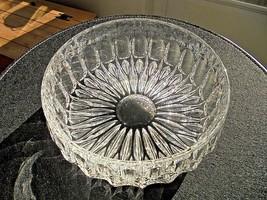 """Gorham Crystal Kingsbury Pattern  Bowl 7"""" Wide - $13.86"""