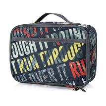 Lunch Box Series Pattern Theme Round Letter Pattern - $19.99