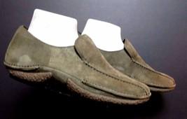 """Women's Merrell """"Duet Alto Hedgestone"""" Sea Foam Snuff Suede Casual Loafer Sz. 8M - $26.71"""