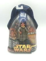 Hasbro 2005 Star Wars Revenge of the Sith Senator Meena Tills Action Fig... - $11.87