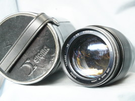 M42 Sigma 135mm 2.8 Prime Portrait MACRO Lens -Great Bokeh-Easy to Convert To Di - $25.00
