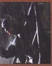 Batman Begins Movie Single Album Sticker #081 NON-SPORTS 2005 Upper Deck - $1.00