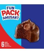 1 Box Hostess POP Chocolate Cakes, 6 Per Box -159g- Canada- FRESH & DELICIOUS! - $13.14