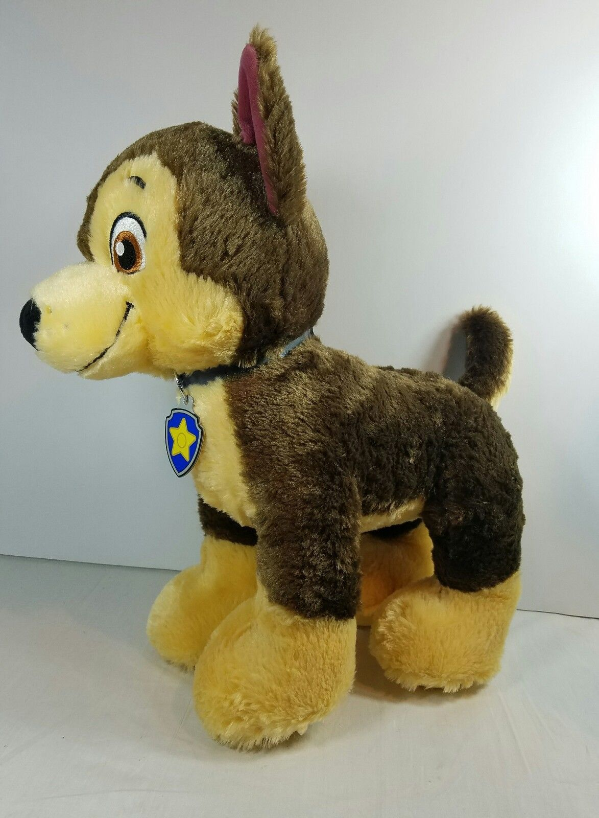 Build A Bear Workshop Paw Patrol Chase Plush Dog