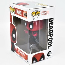 Funko Pop! Marvel Deadpool Dressed to Kill in Suit #145 Vinyl Bobble Head image 2